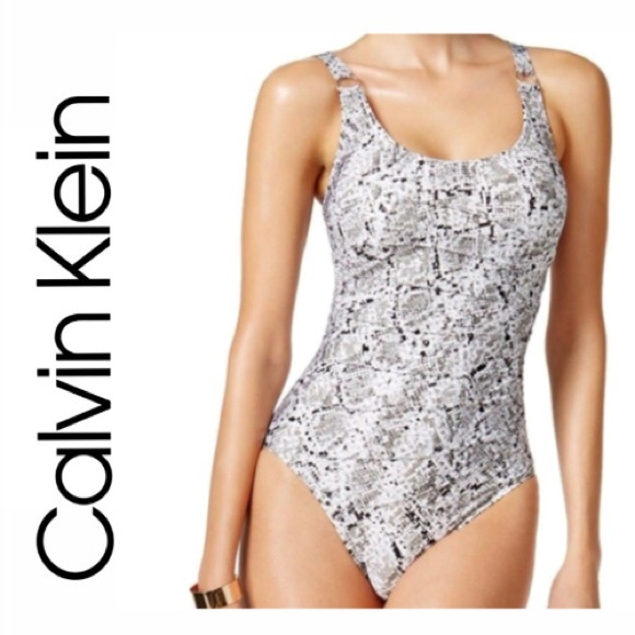 8ec7484f5e7cf Calvin Klein Swim | Womens Starburst Onepiece Suit | Poshmark